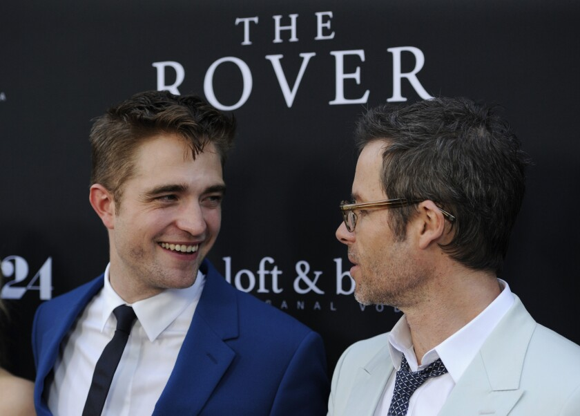 Robert Pattinson, Guy Pearce
