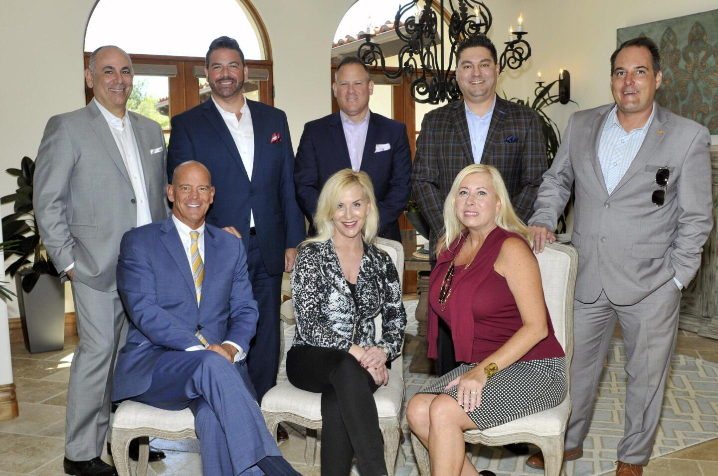 Coldwell Banker event