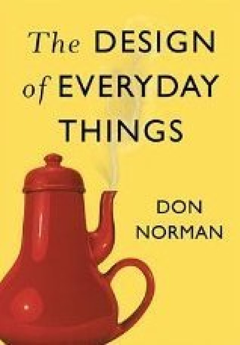 "Norman is the author of the critically-acclaimed book, ""The Design of Everyday Things."""