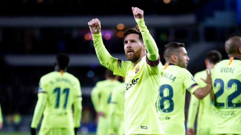 Lionel Messi y el Barcelona tienen futuro definido.