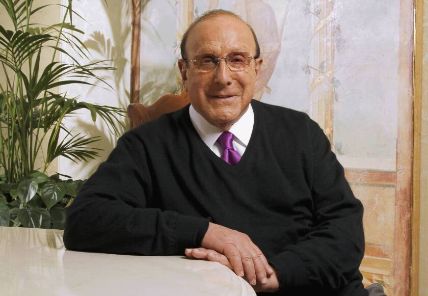 Grammys 2013: Clive Davis produces more than a Grammy party