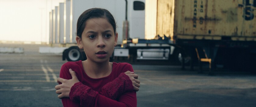 Izabella Alvarez stars in 'Collisions'