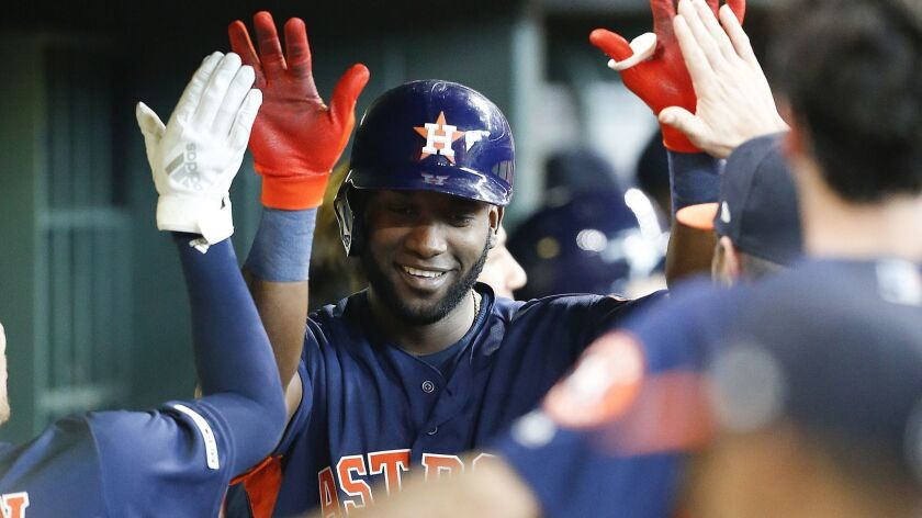 How The Houston Astros Nabbed Slugger Yordan Alvarez From The