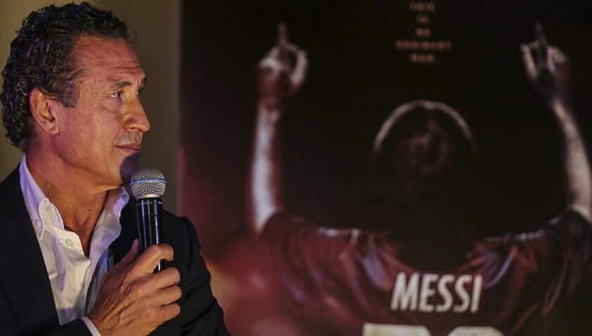 Jorge Valdano, ex referente del seleccionado argentino y ex directivo del Real Madrid, opinó de Messi.