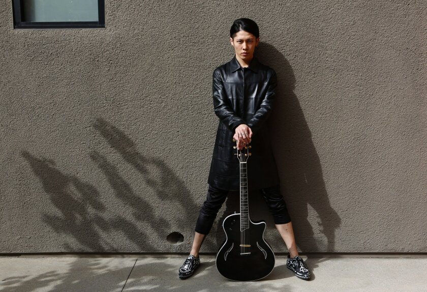 Movie Sneaks Japanese Rock Singer Miyavi Makes Debut In Unbroken