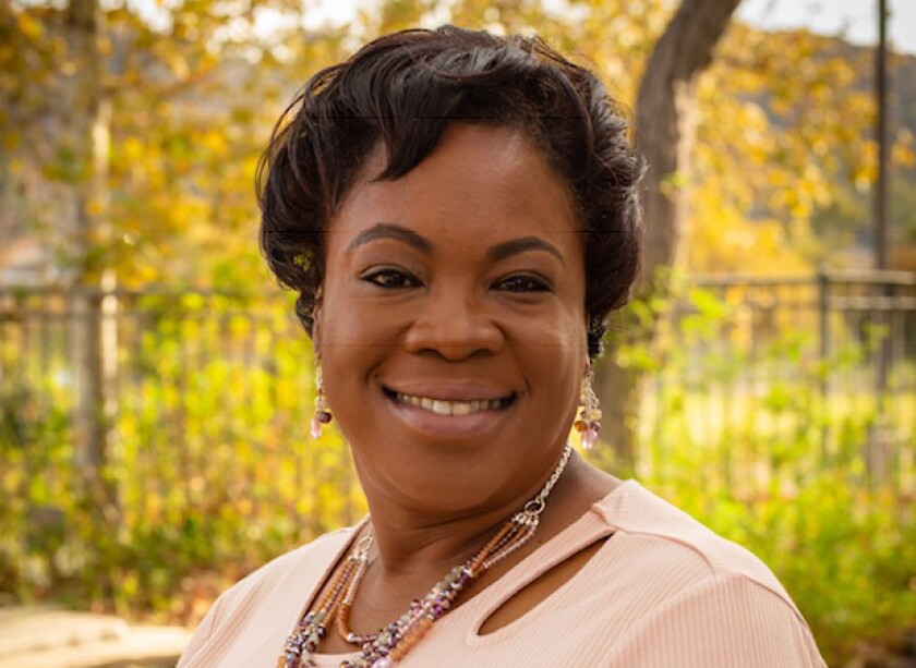 Francine Maxwell is the president of the National Association for the Advancement of Colored People San Diego branch.