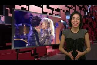 Meghan Trainor and Charlie Puth kiss passionately; are just friends | American Music Awards 2015