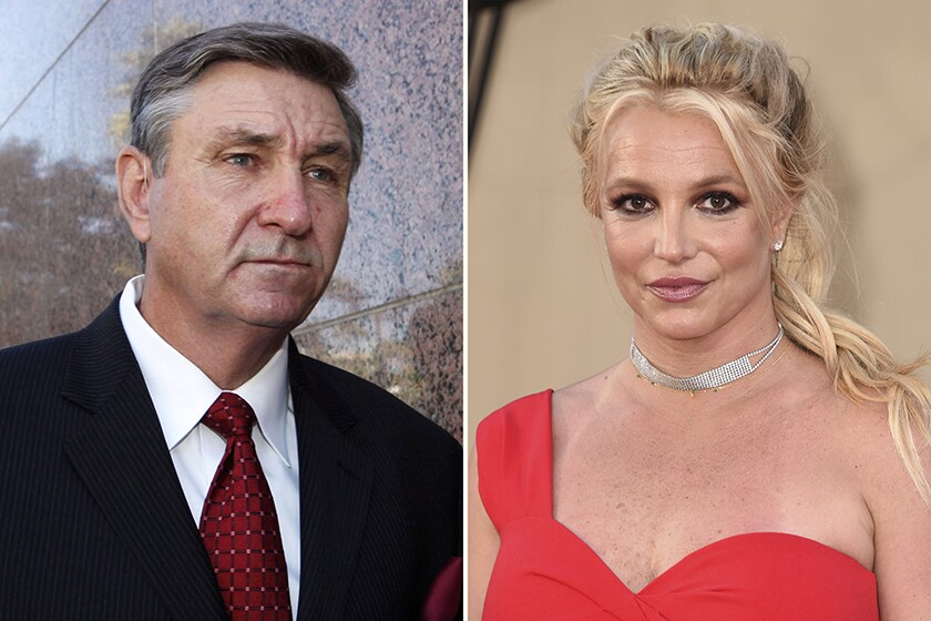 Jamie Spears, father of singer Britney Spears.