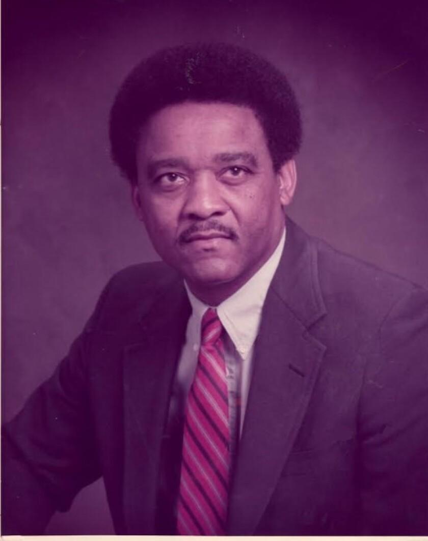 E. Walter Miles was an activist as well as an academic.