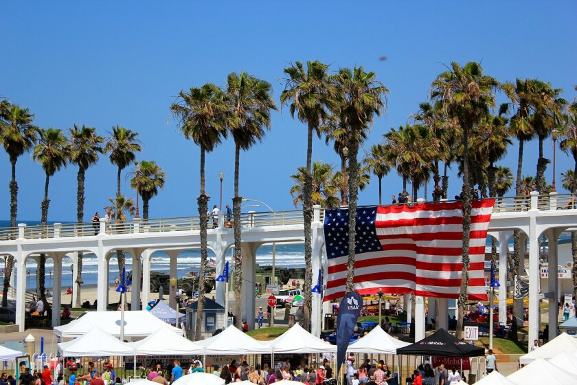 Operation Appreciation is set for May 17 in Oceanside.