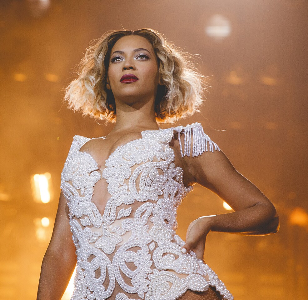 """Fellow singer Beyonce doesn't just encourage women to """"Run the World"""" with her music, she uses her airtime to impart wisdom, as she did in her 2013 HBO documentary """"Life Is But a Dream"""": """"I truly believe that women should be financially independent from their men. And let's face it, money gives men the power to run the show. It gives men the power to define value. They define what's sexy. And men define what's feminine. It's ridiculous."""""""