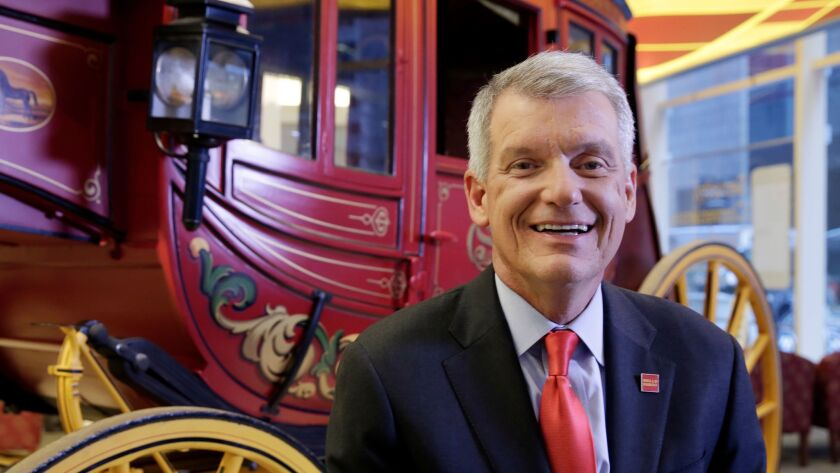 Are the policies of Wells Fargo CEO Tim Sloan really any better than his deposed predecessor's?