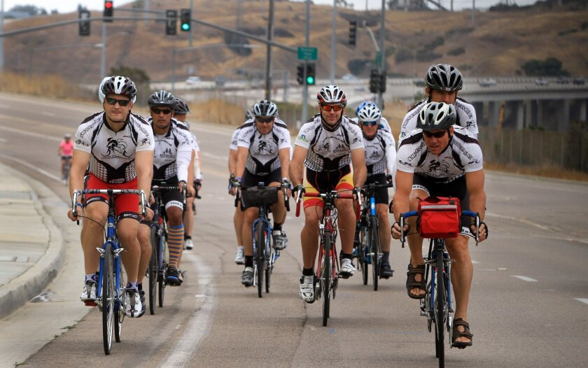 Blind Stokers bicycling club