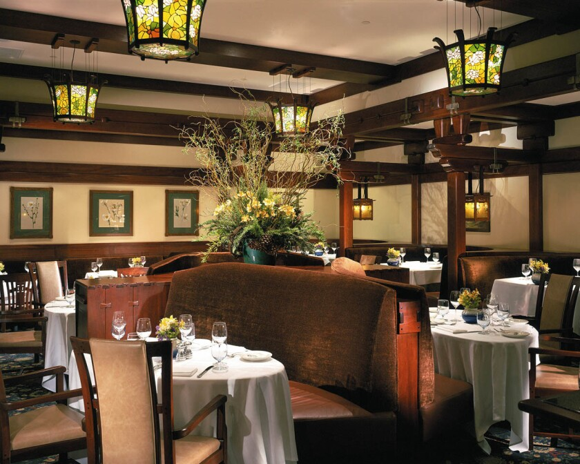 At A.R. Valentien table 31 is the way to go. (Courtesy photo)