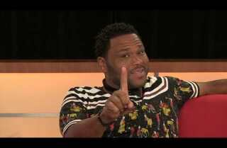 Actor Anthony Anderson of 'black-ish' is all in for 'Billions'