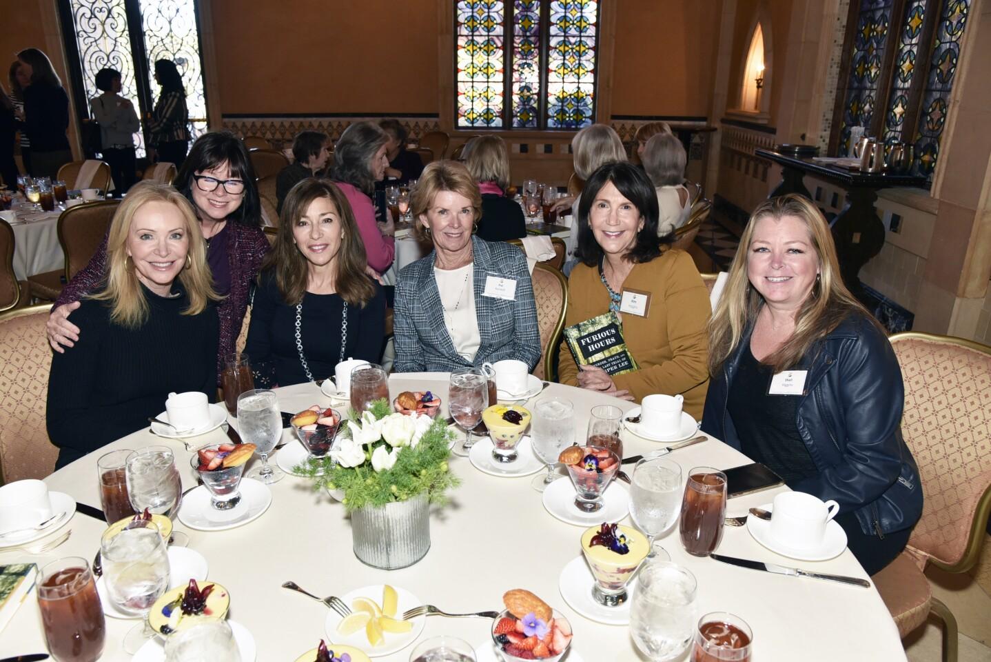 Sandra Maas, Jeanne Decker, Judi Rowles, Pat Randall, Kim Higgins, Sheli Higgins