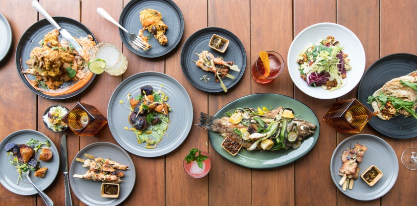 Charles + Dinorah unveils a new menu at The Pearl Hotel.