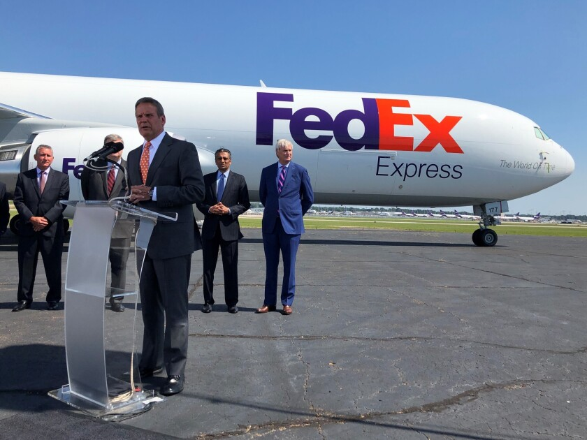 FedEx to end ground delivery business with Amazon - The San