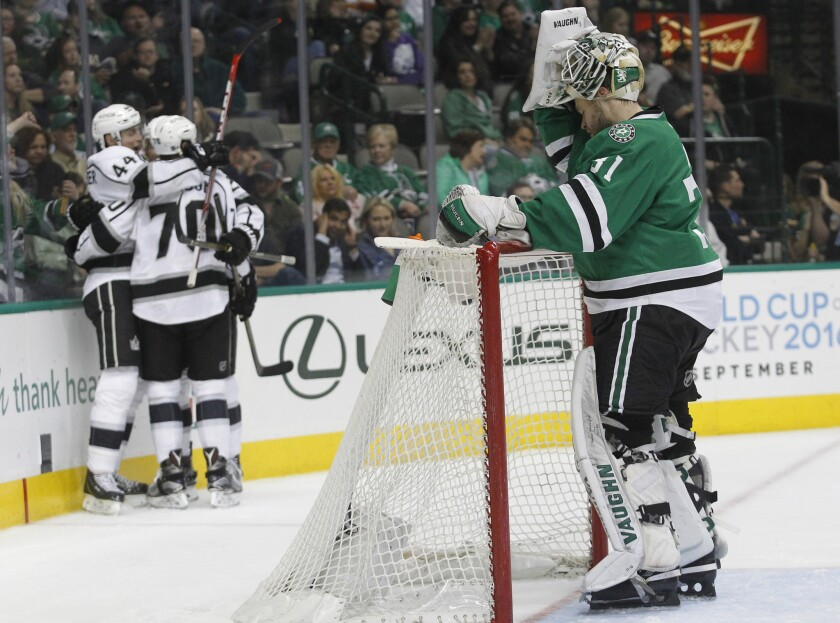 Kings scoring tear continues in Dallas with a 5-2 win over the Stars