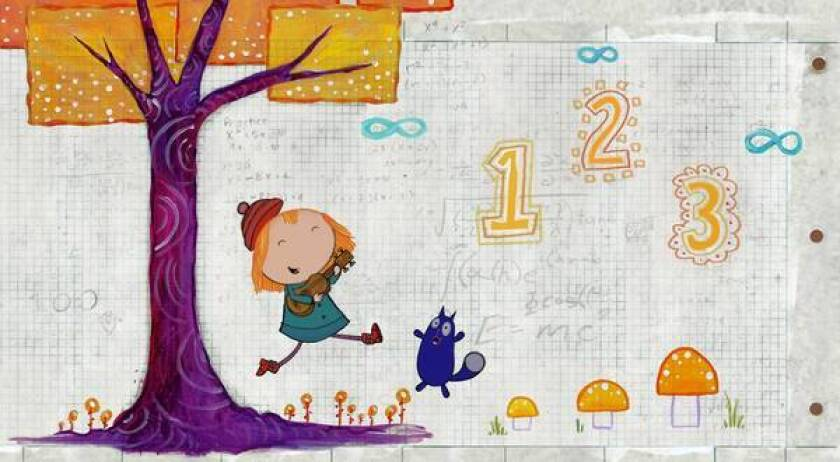 "PBS Kids' perky ""Peg + Cat"" features a ukulele-playing girl and a kitty."