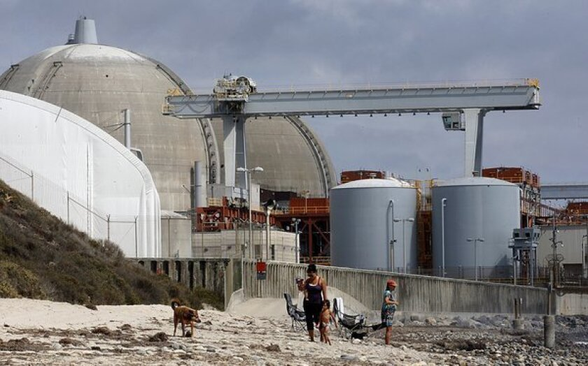 Edison might seek San Onofre license change without public hearing