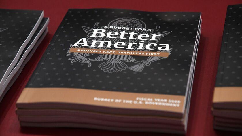 2020 Federal Budget - DC