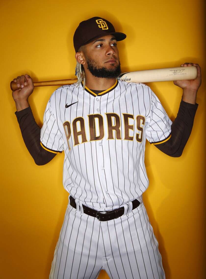 San Diego Padres infielder Fernando Tatis Jr.