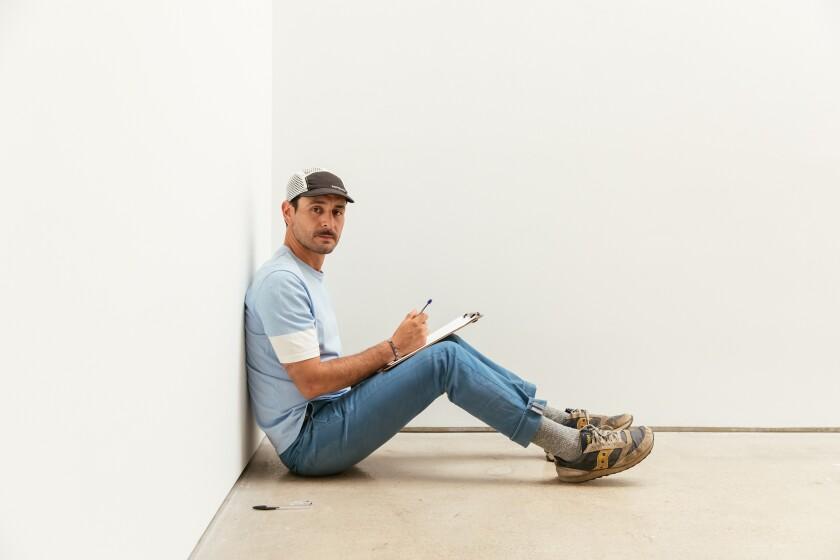 Artist Gabriel Rico
