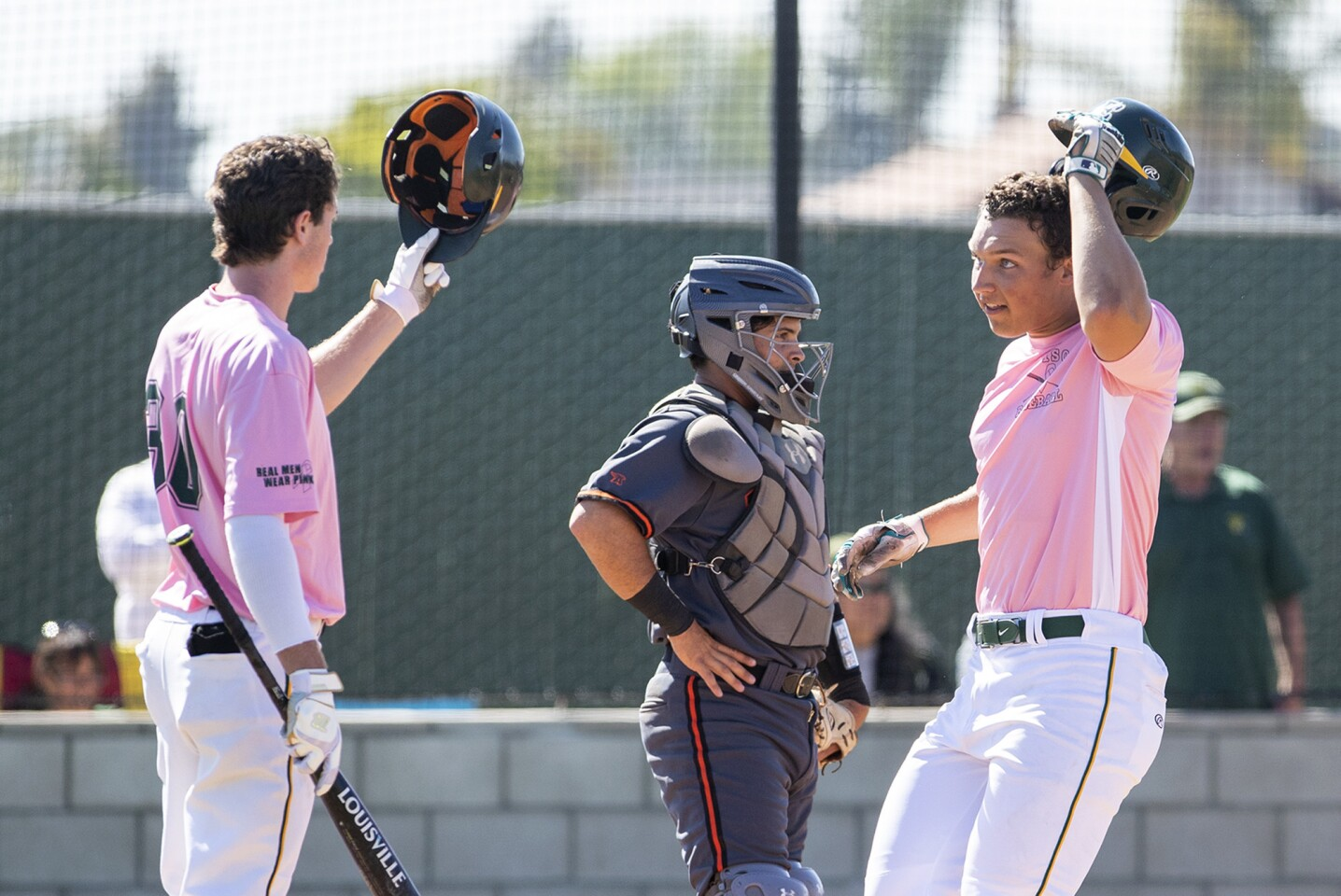 Photo Gallery: Edison vs. Huntington Beach in baseball