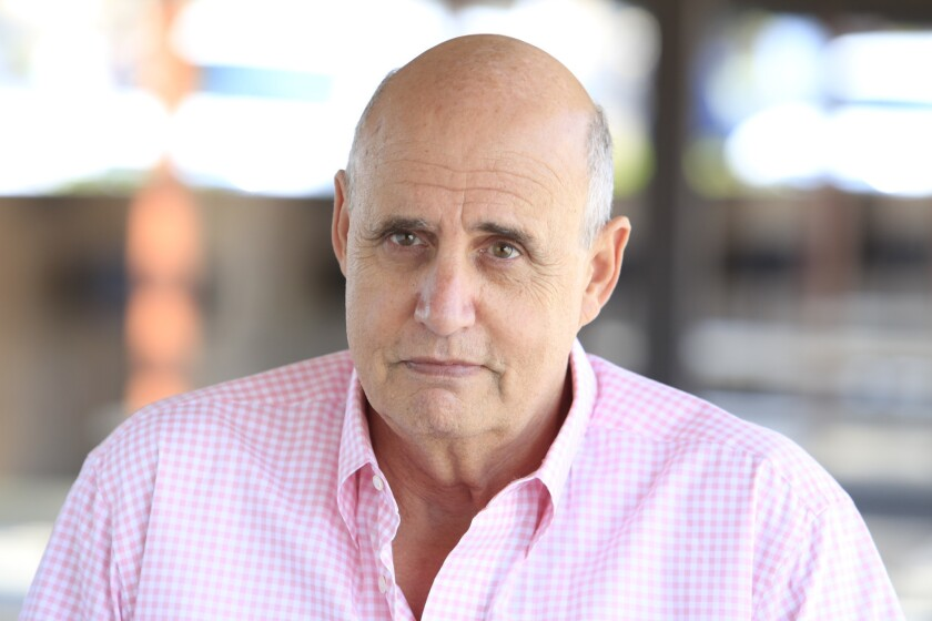 Jeffrey Tambor on his role in new Amazon comedy 'Transparent'