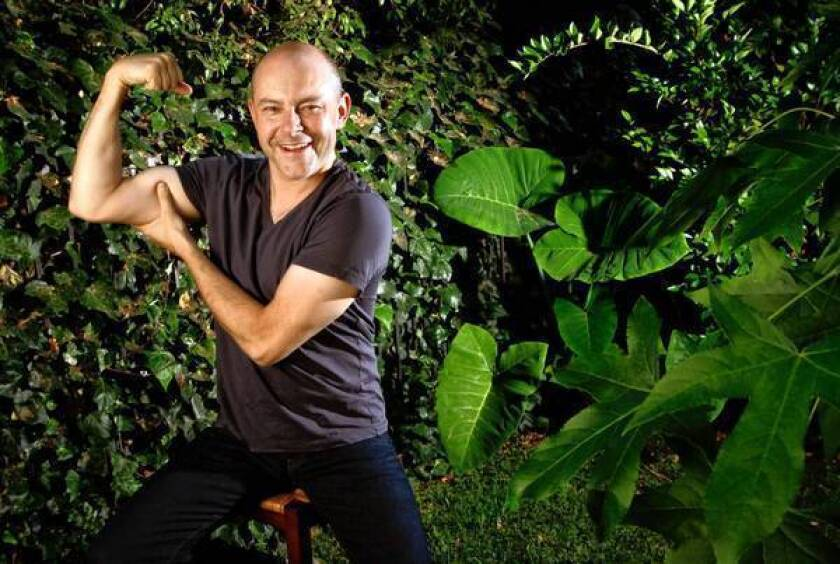 Actor and comedian Rob Corddry.