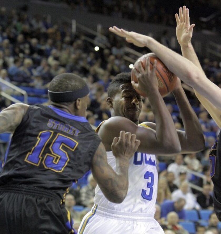 UCLA freshmen have their fun, sophomores have final say in 81-70 win