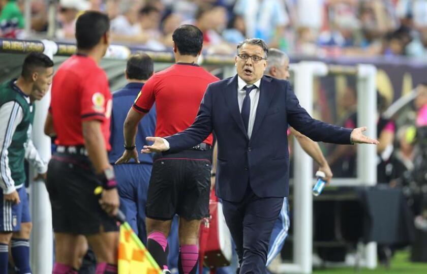 El cuerpo técnico de Gerardo Martino seguía a México desde hace seis meses