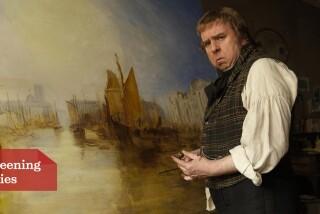 'Mr. Turner': Art lessons