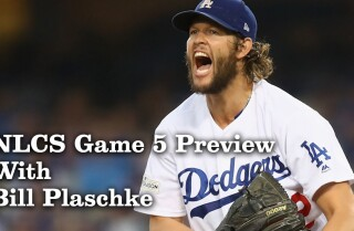Bill Plaschke: Dodgers must, again, rely on Clayton Kershaw