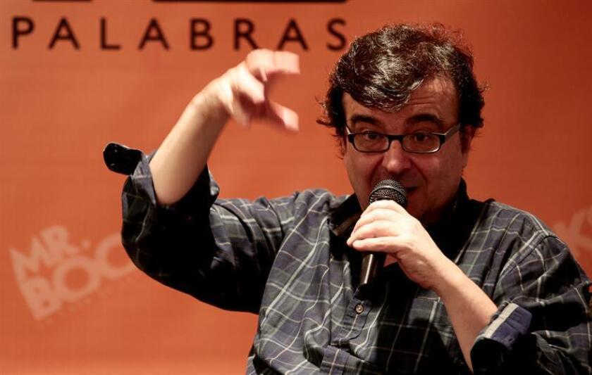 EEn la imagen, el escritor español Javier Cercas. EFE/Archivo