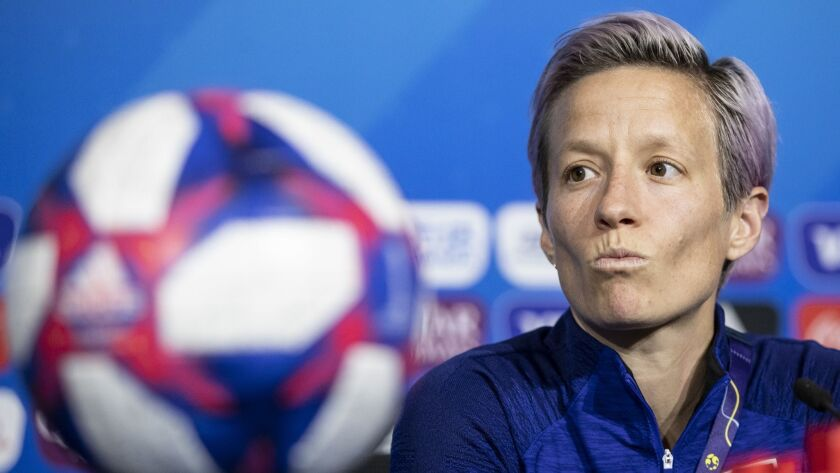 USA Training & Press Conference - FIFA Women's World Cup France 2019