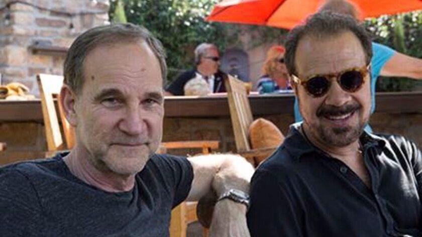 """New """"Nashville"""" executive producers Marshall Herskovitz, left, and Ed Zwick"""