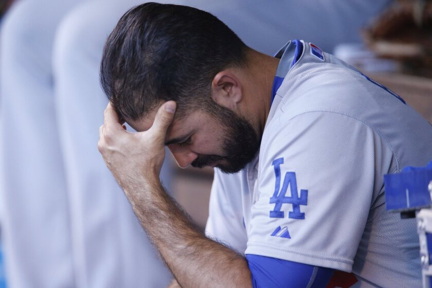 Once again, the Dodgers are listening to offers for Andre Ethier.