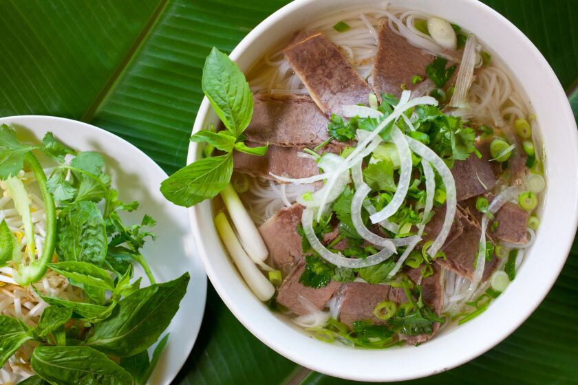 Vietnamese restaurant Pho Ca Doh has temporarily closed all seven locations for dine-in, but will provide curbside pick-up and free delivery.