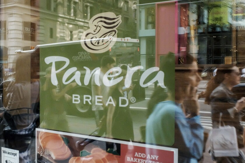 Panera Bread will soon show customers how much sugar is in their soda pop.