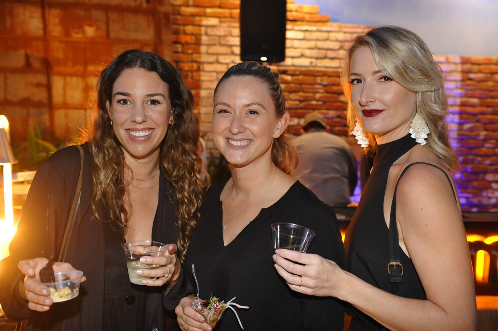 Guests at the swanky Gaslamp Gala enjoyed a night on the town, under the stars, at the Gaslamp Quarter Hilton Hotel and on the streets of Fifth Ave. on Thursday, Oct. 4, 2018.
