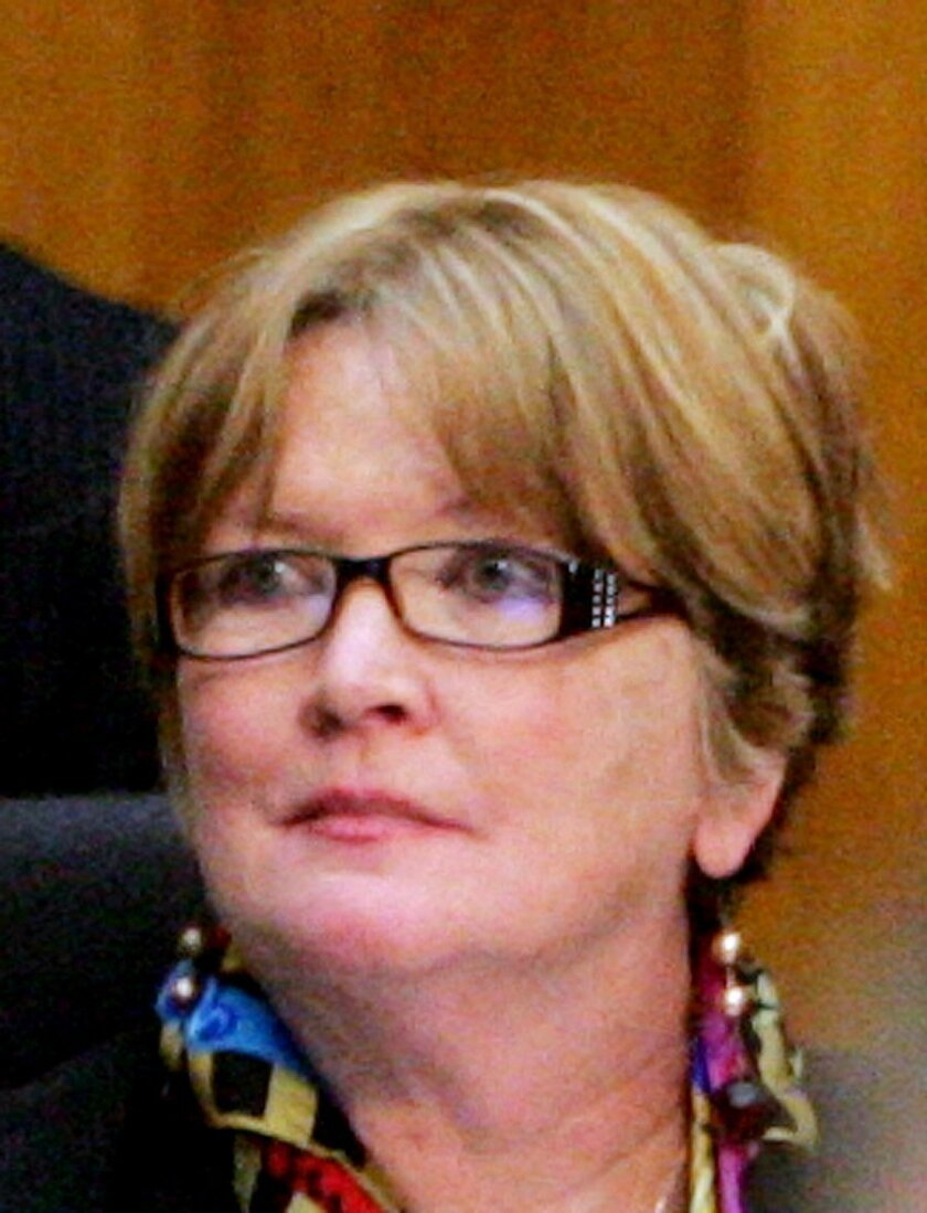 San Diego Councilwoman Marti Emerald