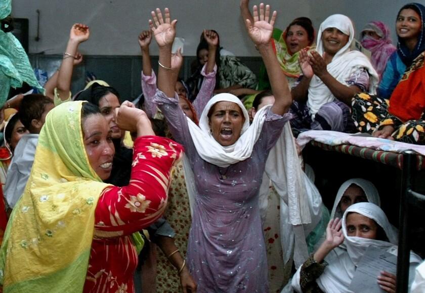 Pakistan Death Row
