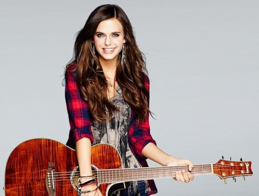 Singer-songwriter Tiffany Alvord will perform on New Year's Eve in Times Square in New York City