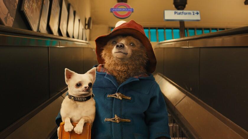 Review: 'Paddington' brings irresistible bear to life