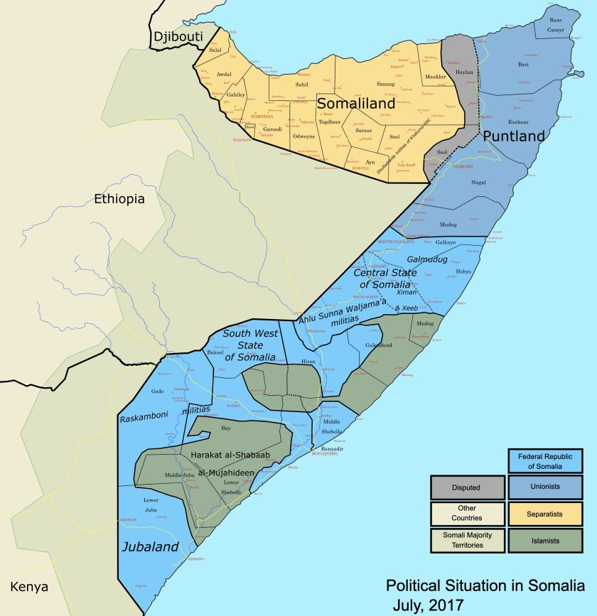 Hiltzik: The truth about Somalia shows the absurdity of