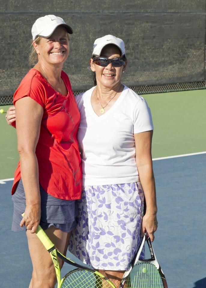RSF Tennis Club Friday Night Mixer