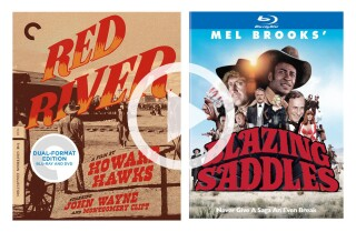 Kenneth Turan's DVD pick of the week: Westerns