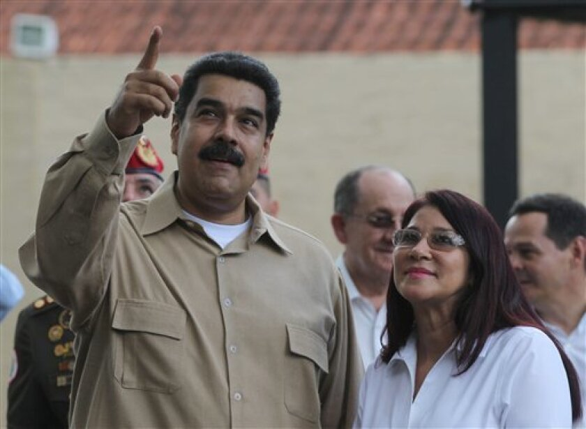 Acusan que en momentos previos a la gran marcha se les impidió la entrada a Venezuela a periodistas extranjeros.